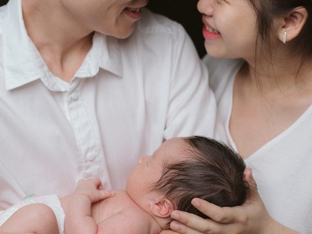 Chụp sơ sinh newborn tại nhà Đà Nẵng