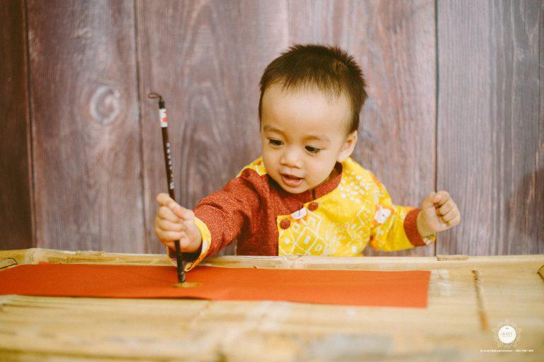 Chụp hình Tết đẹp cho bé và gia đình 2019 - Đà Nẵng
