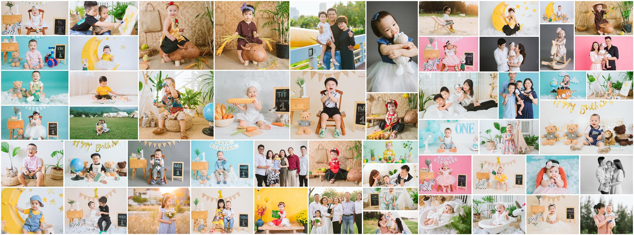 iBaby Studio - Chụp Ảnh Thôi Nôi cho Bé Đà Nẵng