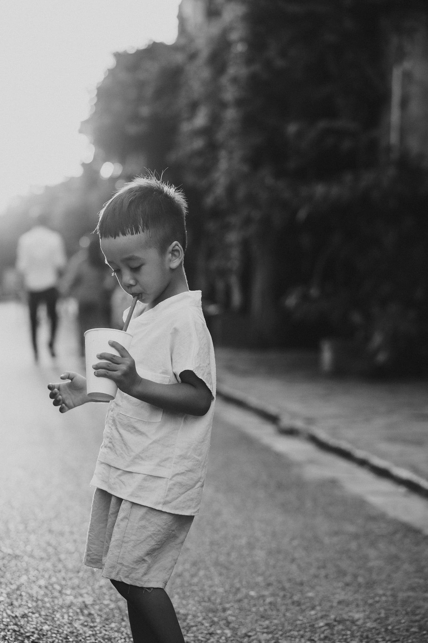 iBaby Studio chụp ảnh cho bé và gia đình ngoại cảnh Hội An