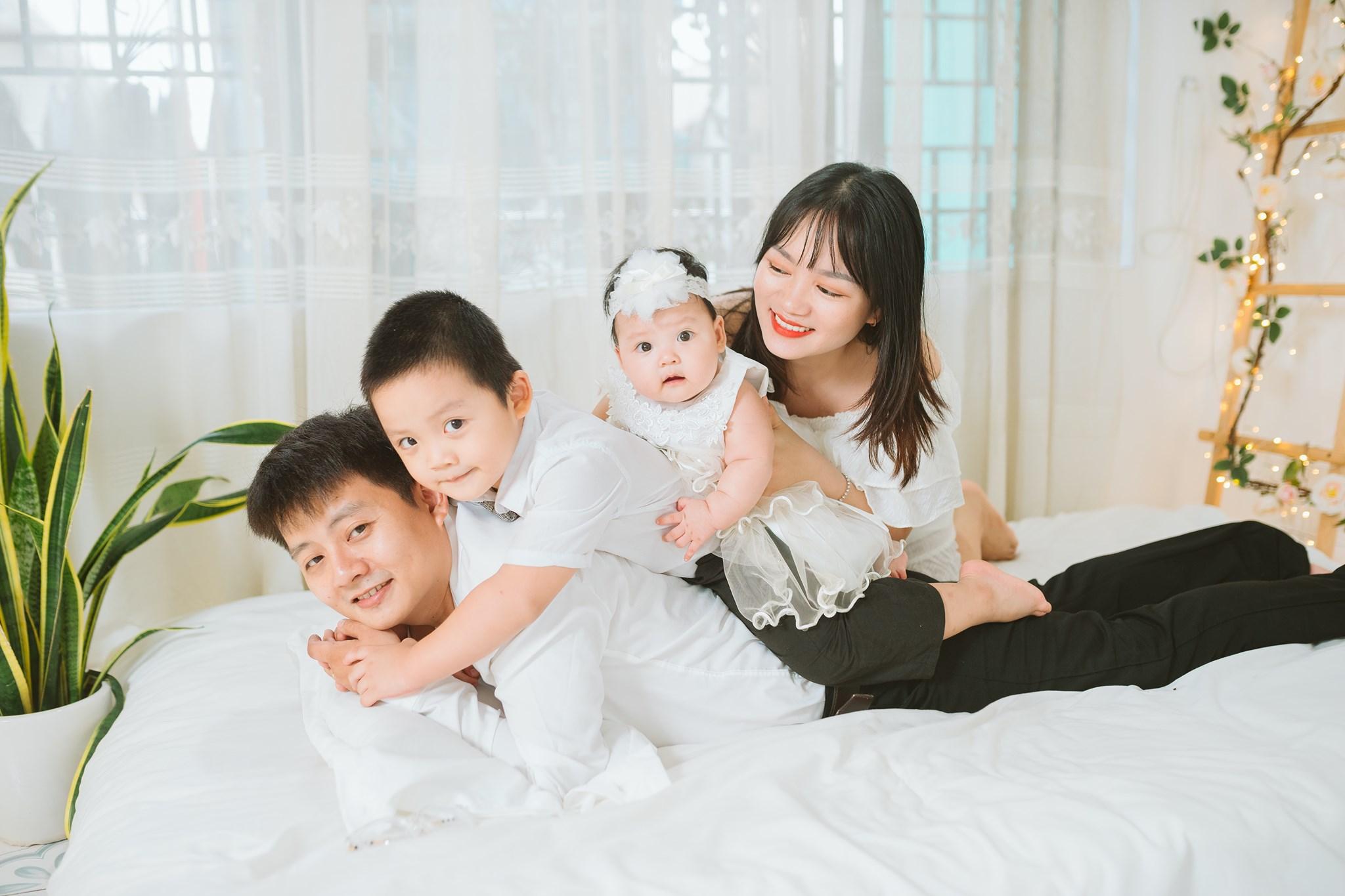 iBaby Studio chụp ảnh thôi nôi cho bé tại Đà Nẵng